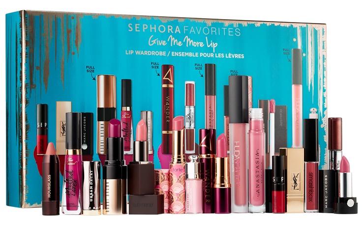 Sephora Favorites Give Me More Lip