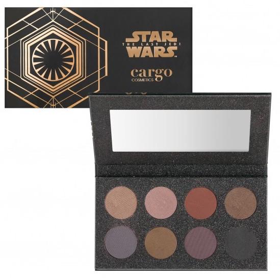 Cargo x Start Wars The Dark Side Eyeshadow Palette