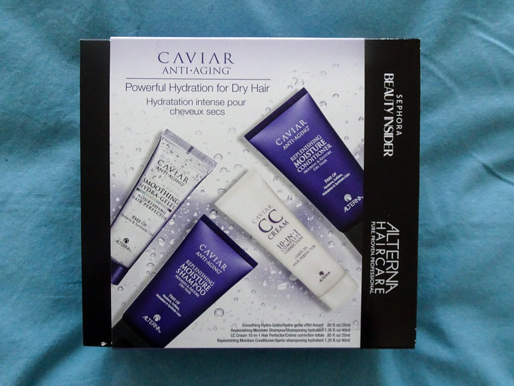 Alterna Caviar Anti-Ageing Haircare Review and Photos — The Online ...