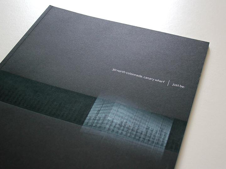 30 North Colonnades brochure 1