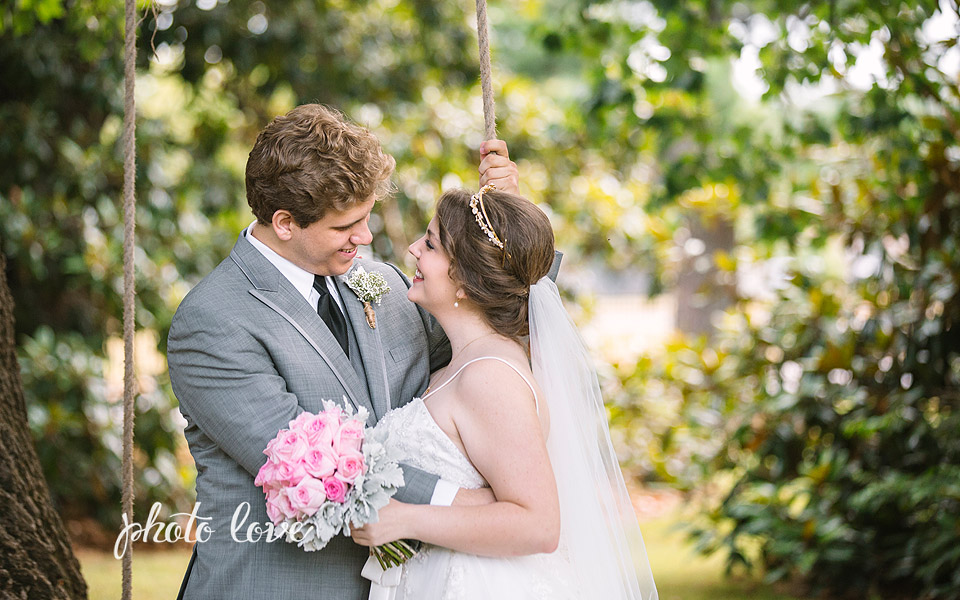 Magnolia Gardens Wedding Springdale Ar Amy Dj Photo Love