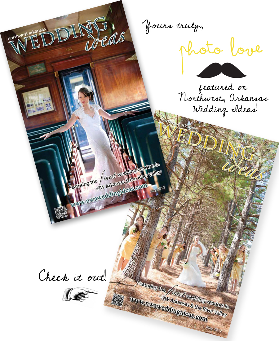 NWA Wedding Ideas cover feature