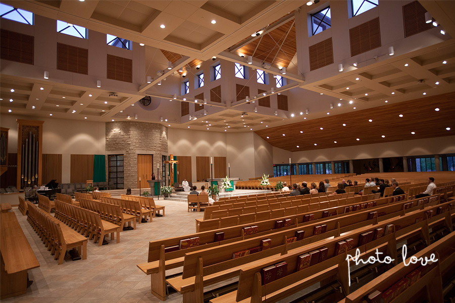 St Vincent De Paul Catholic Church In Rogers Arkansas
