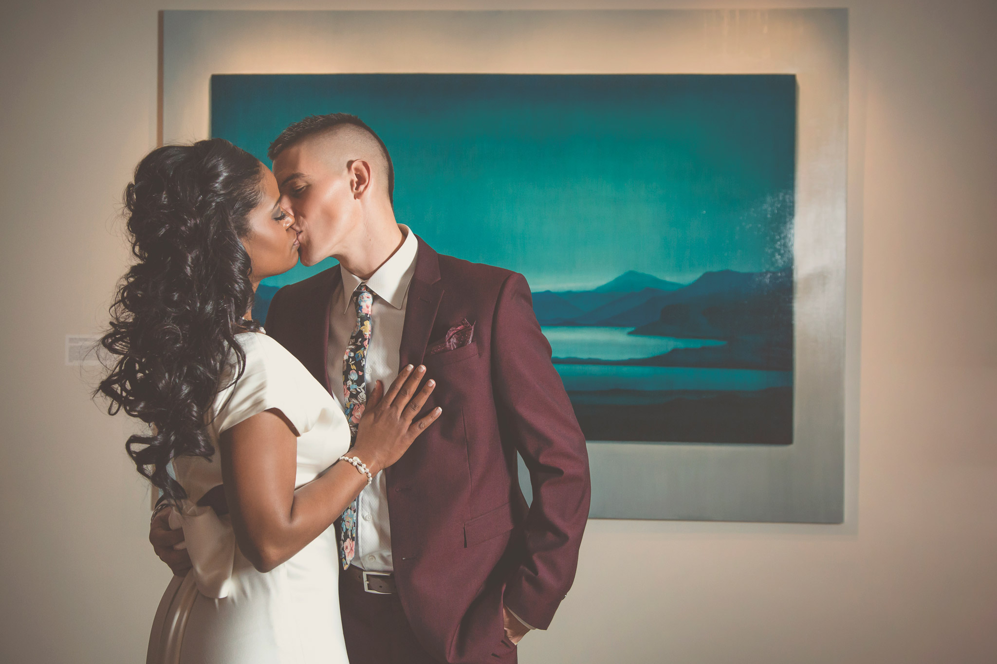 Tai + Jacob | 21c Museum Hotel Bentonville Arkansas | Wedding | Part ...