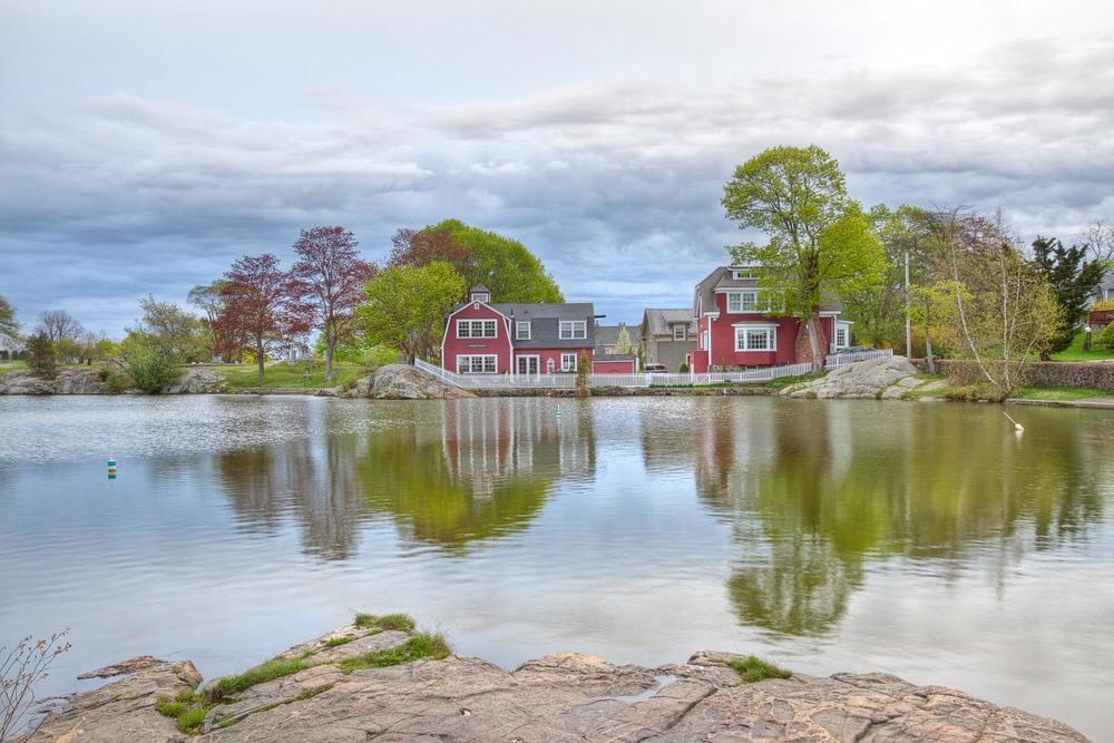 Redd's Pond in Spring
