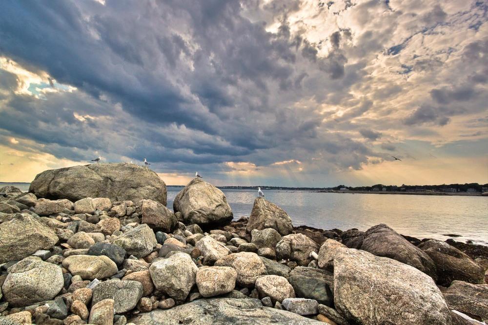 Tinker's Island Clouds