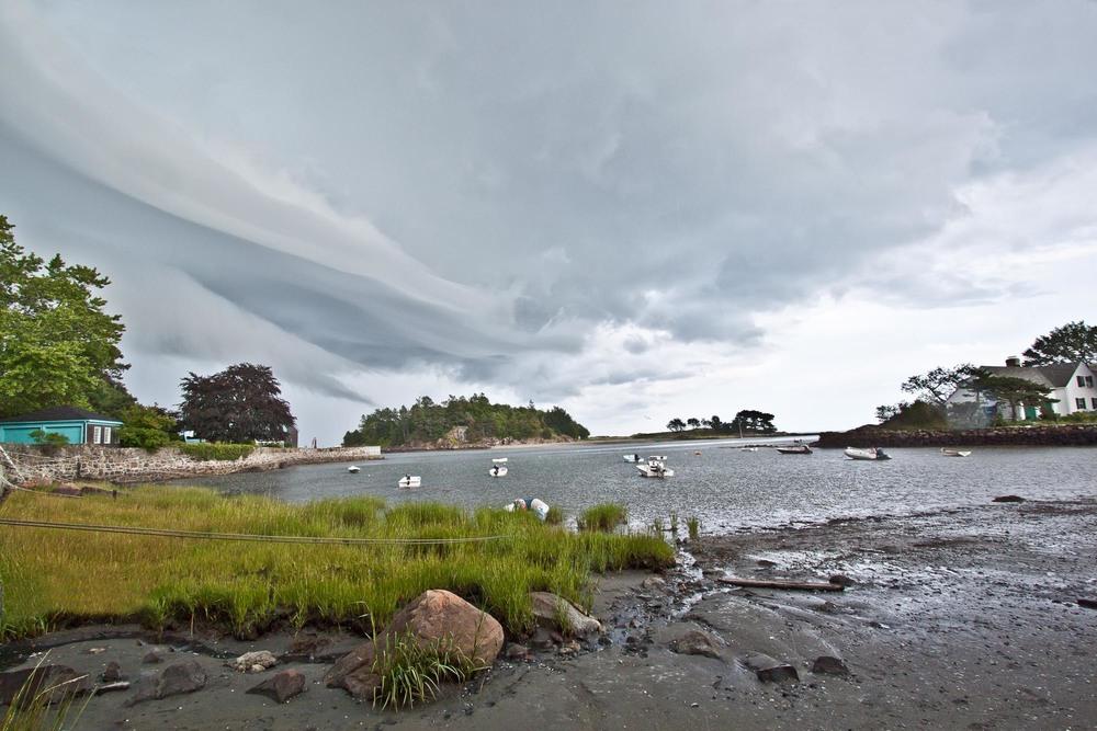 Brown's Island Storm