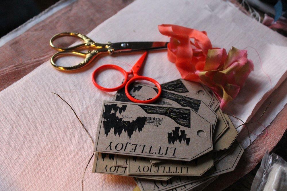 Print Materials - Paper goods, signage, etc.