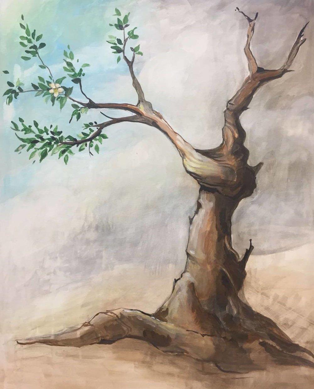 Artist Yuliya Nikolova