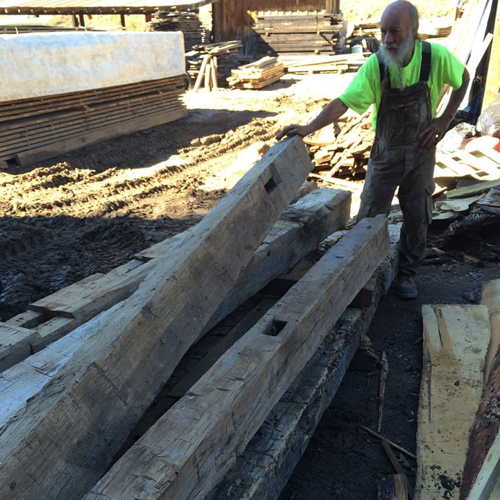Reclaimed Wood Klippel Residential Copyright