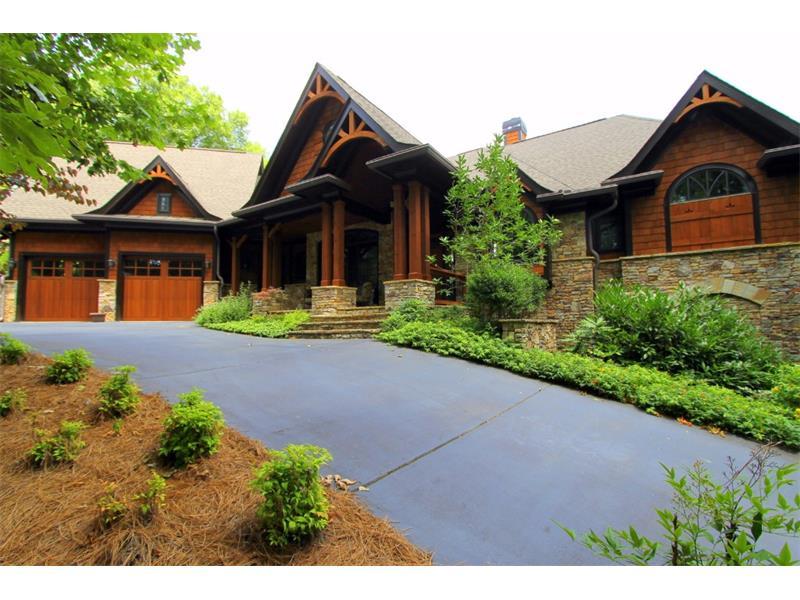 Nantahala House Plan Rustic Mountain Homes Amicalola Home Plans New Rustic Mountain Home Designs