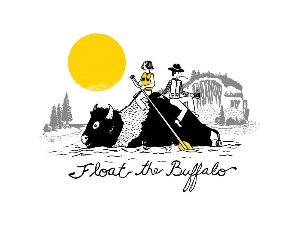 Float The Buffalo