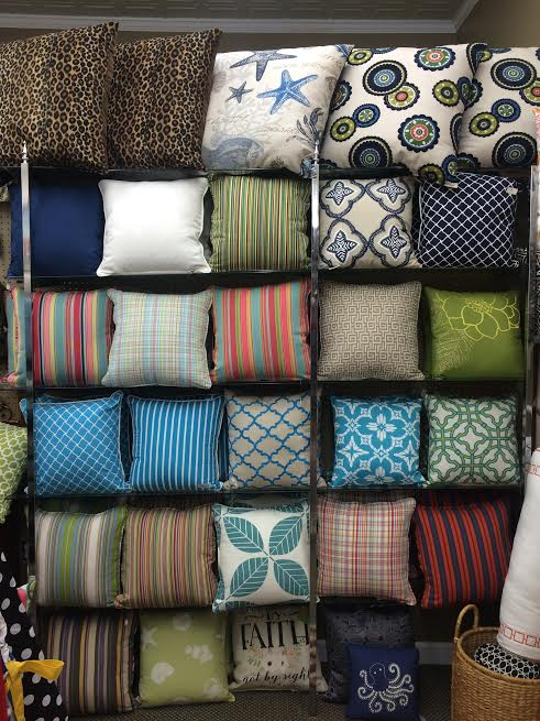 Ready-Made Pillows