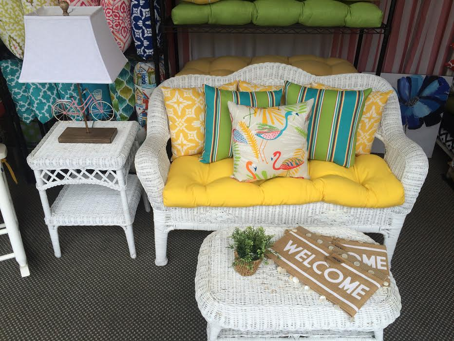 Settee Sets-Indoor/Outdoor