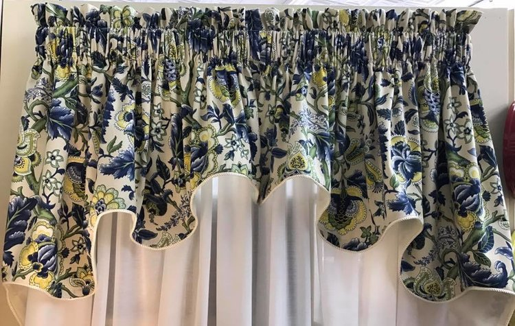 solid blue curtains valance swags s asp com navy curtain countryporch window