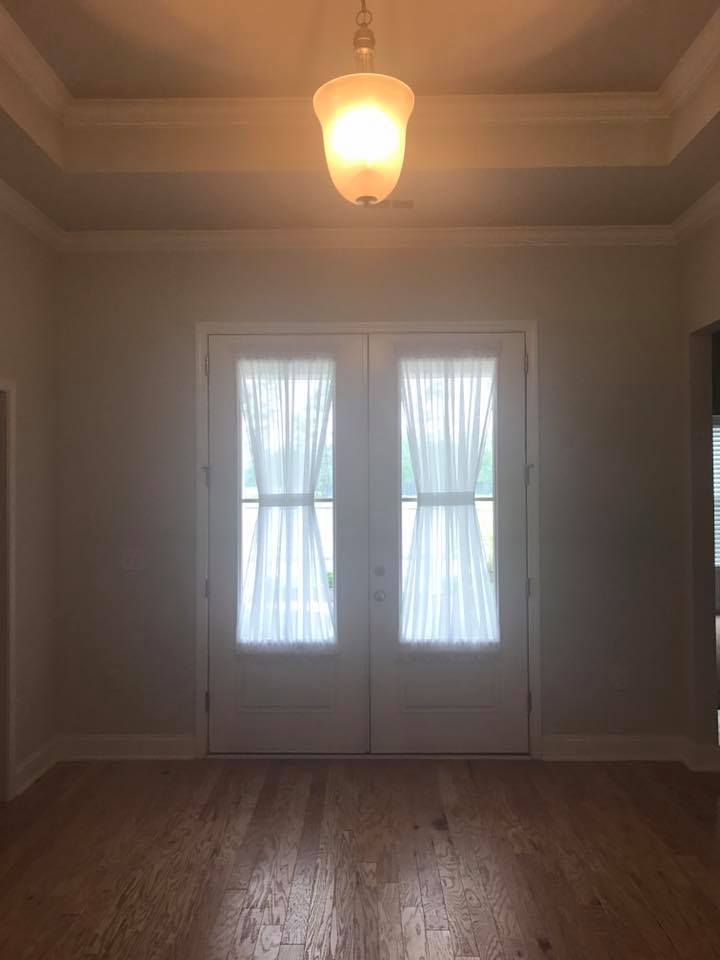 Hourglass Sheer Door Panels & Blinds and Window Shades u2014 Curtains N Things