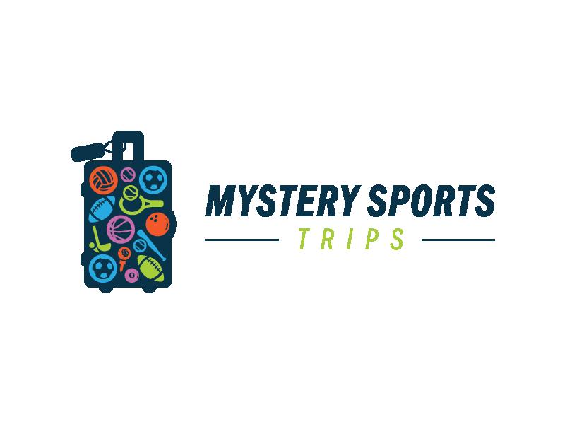 Mystery Sports Trips Logo Design