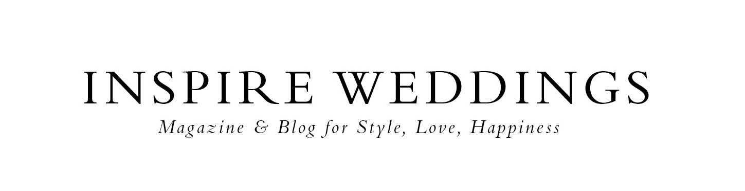 INSPIRE WEDDINGS  - Irish Magazine and Blog for Stylish fashionable