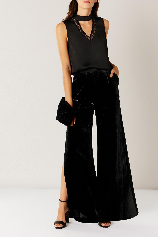 Wide Leg Trousers, £69, Coast