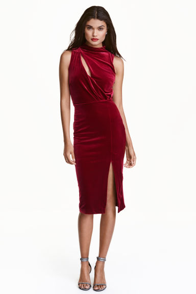 Sleeveless dress, £39.99, H&M