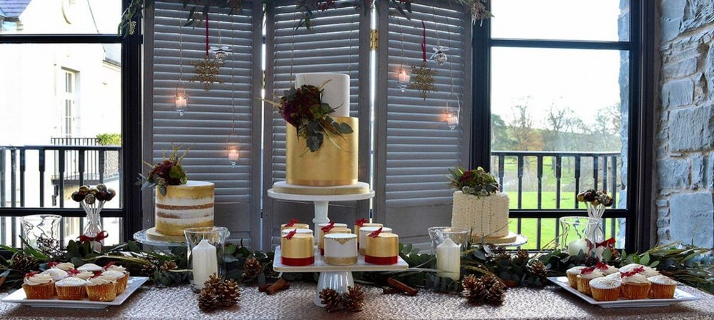 CAKE COUTURE - Cakes & Desert Tables