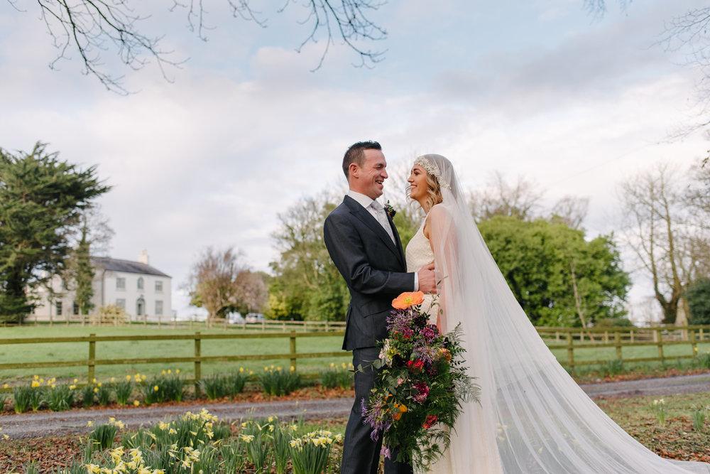 Hillmount House - Manor House Wedding Venue