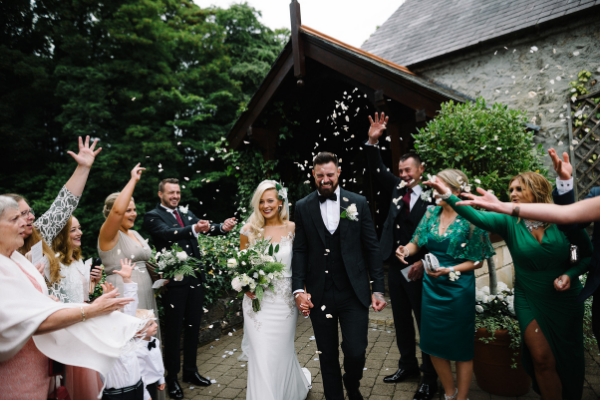 Galgorm Wedding -