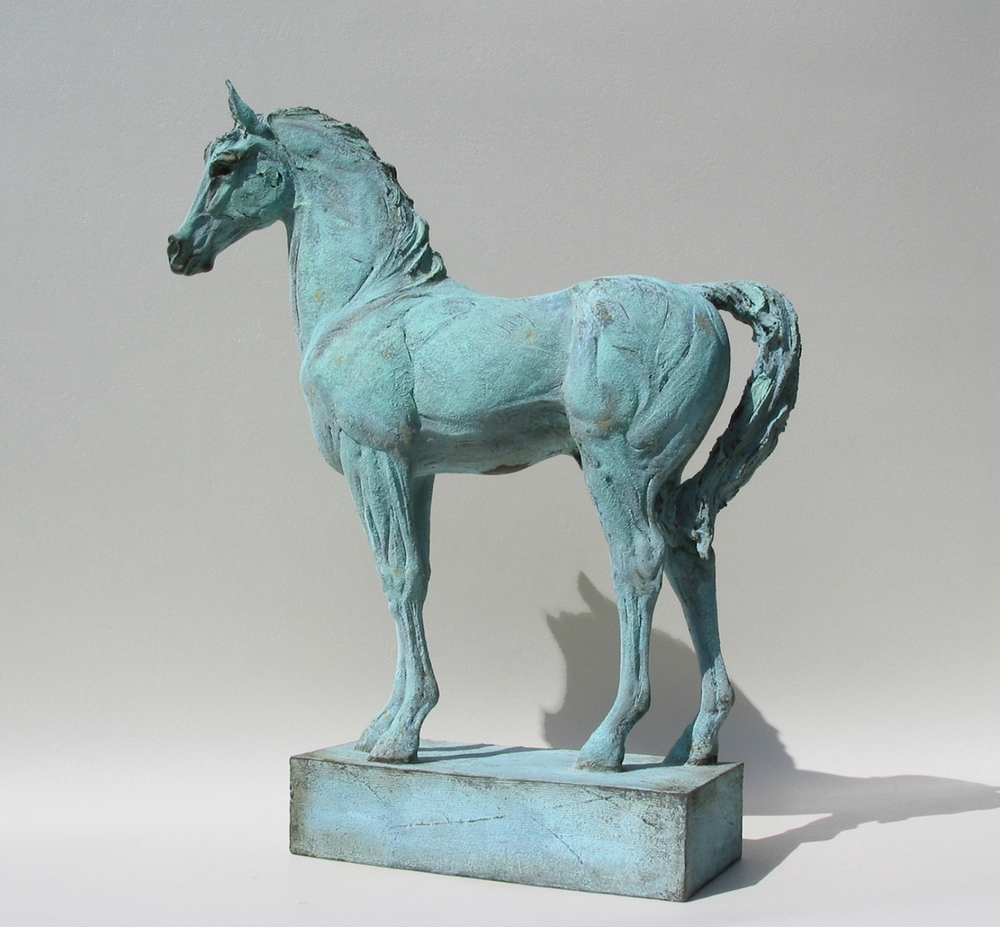 Etruscan  ©  63 cm high x 47 cm wide  Unique
