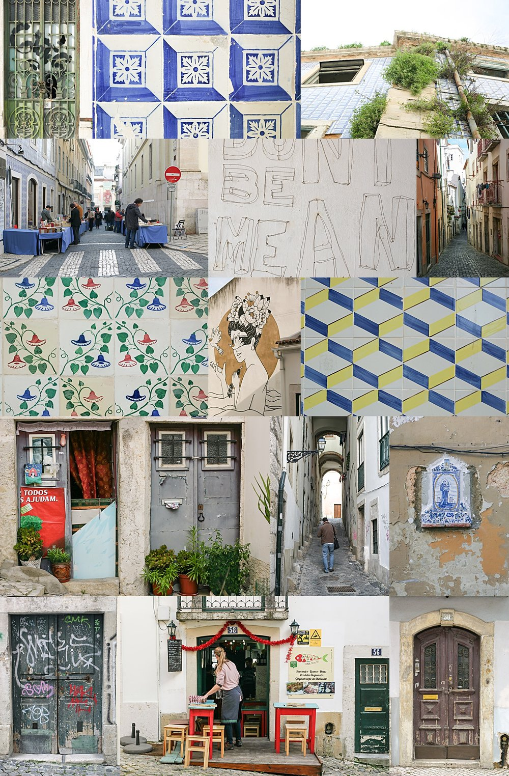 Lisbon by Karen Kimmins