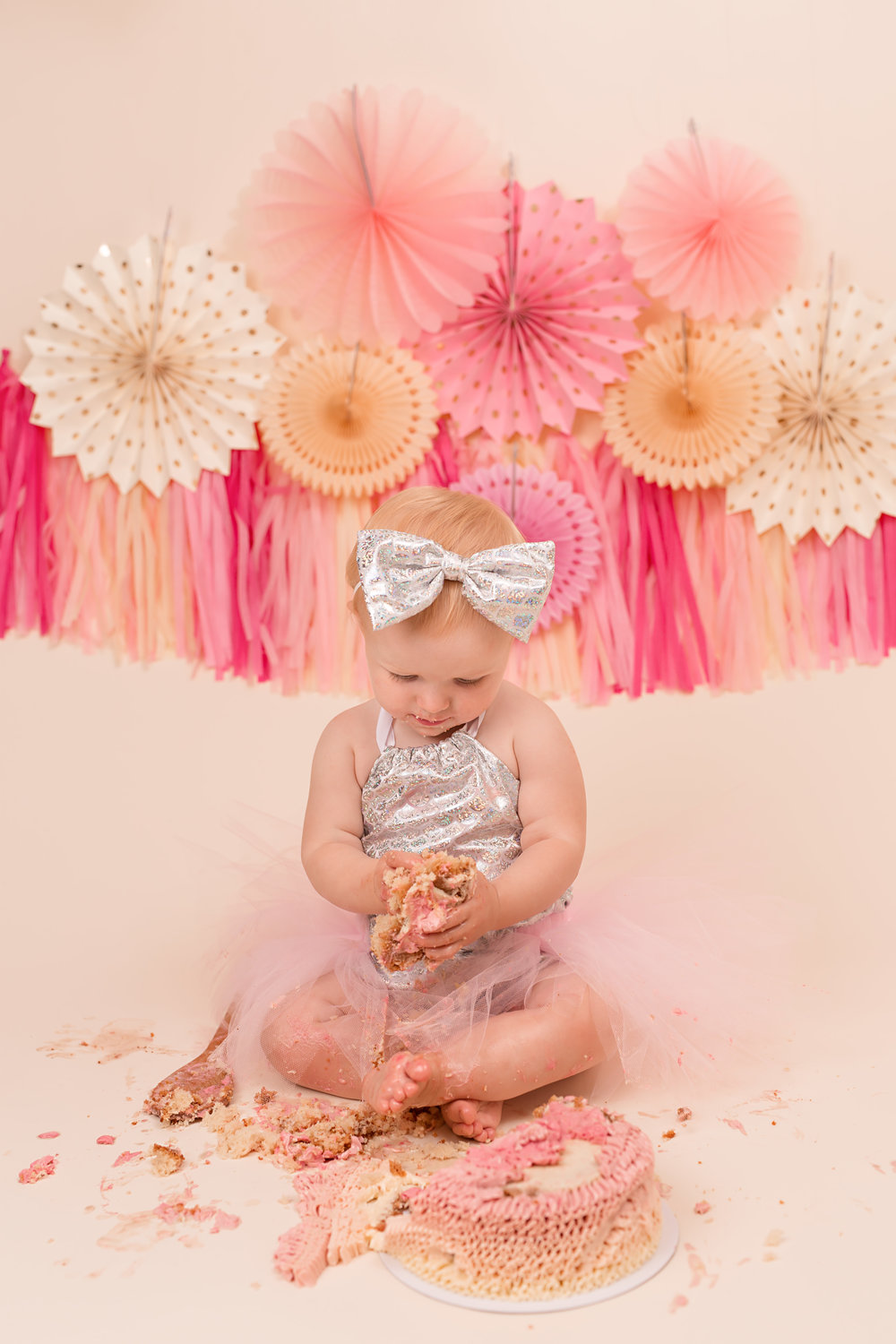 Cake smash- Somerset, Devon - Karen Kimmins Photography..jpg