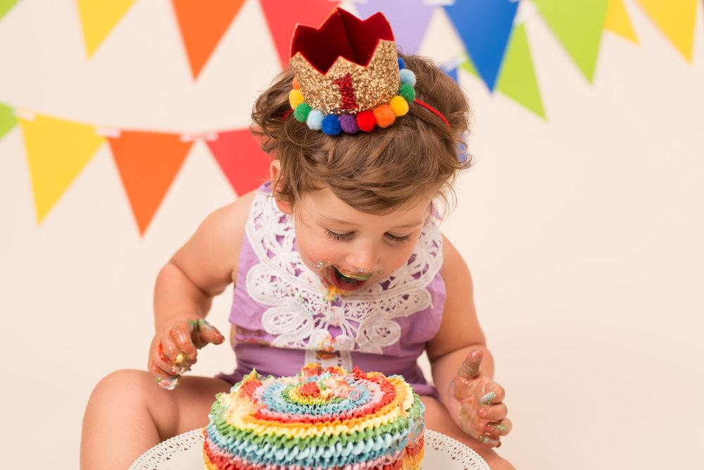Karen Kimmins Photography - Cake smash..jpg