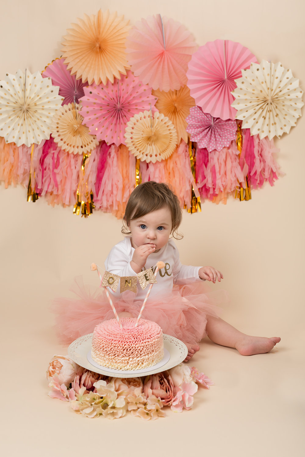 Cake smash photographer- Taunton, Somerset, Devon..jpg