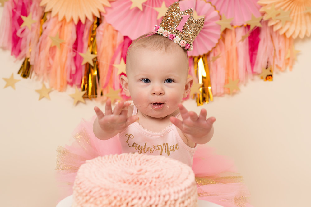 Cake smash photographer, Somerset, Devon..jpg