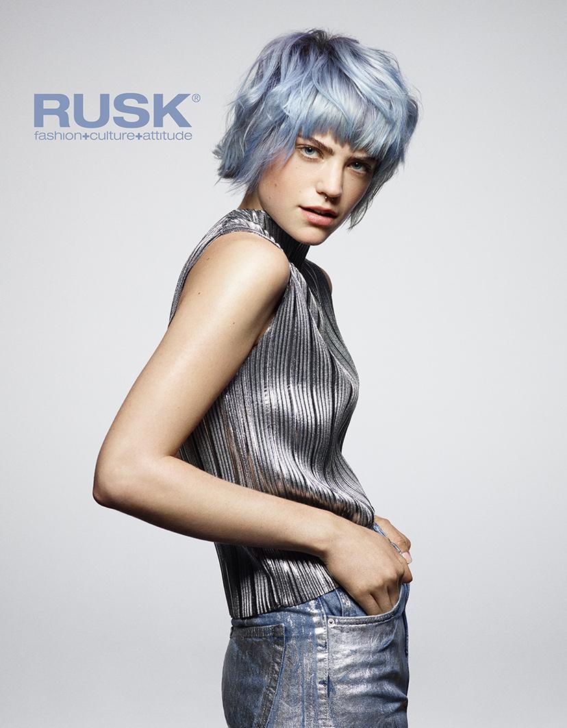 RUSK : HAIR COLOUR