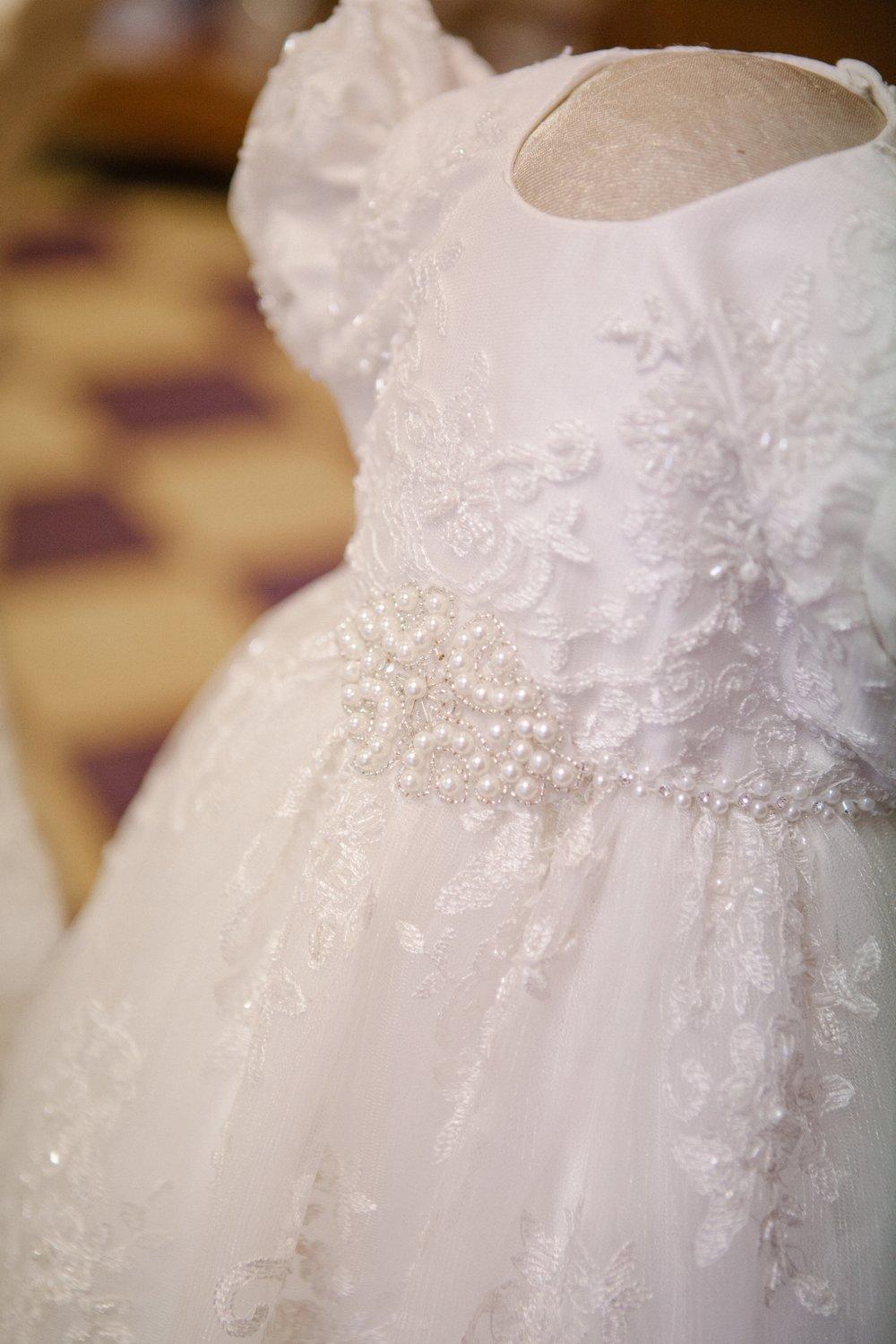 Christie Helene Christening Gown