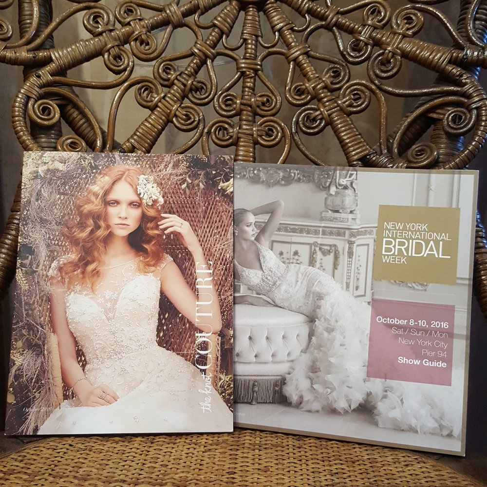 a51265c92cf We joined Denise and met with designer Lea-Ann Belter to see the unveiling  of her 2017 Lea-Ann Belter Bridal collection. The result would prompt  Brielle to ...