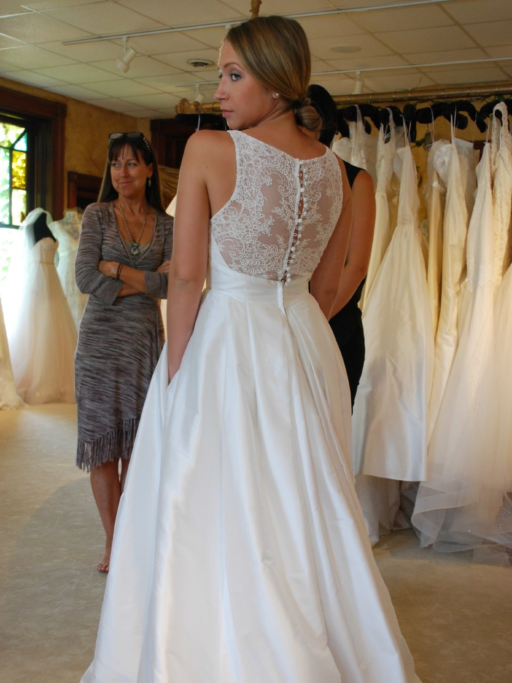 True Love Wedding Dress