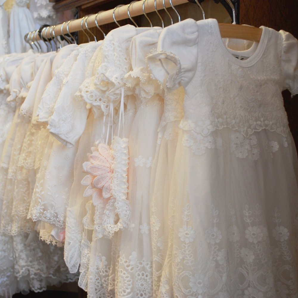After Christening Dresses