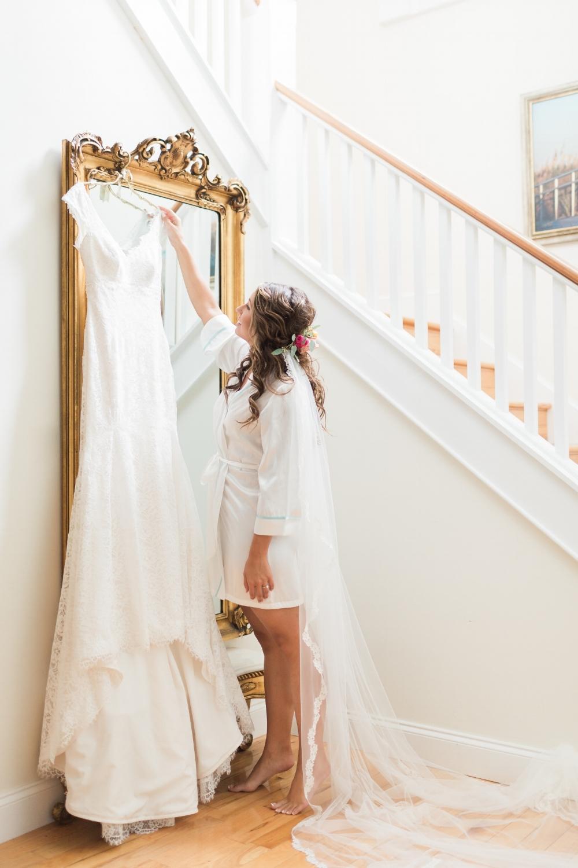 """Brittany"" Bridal Veil"