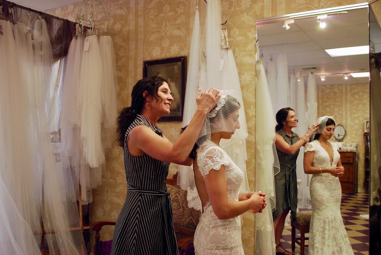 27e0a878726b Fourteenth: A Bridal Consultation With Marie