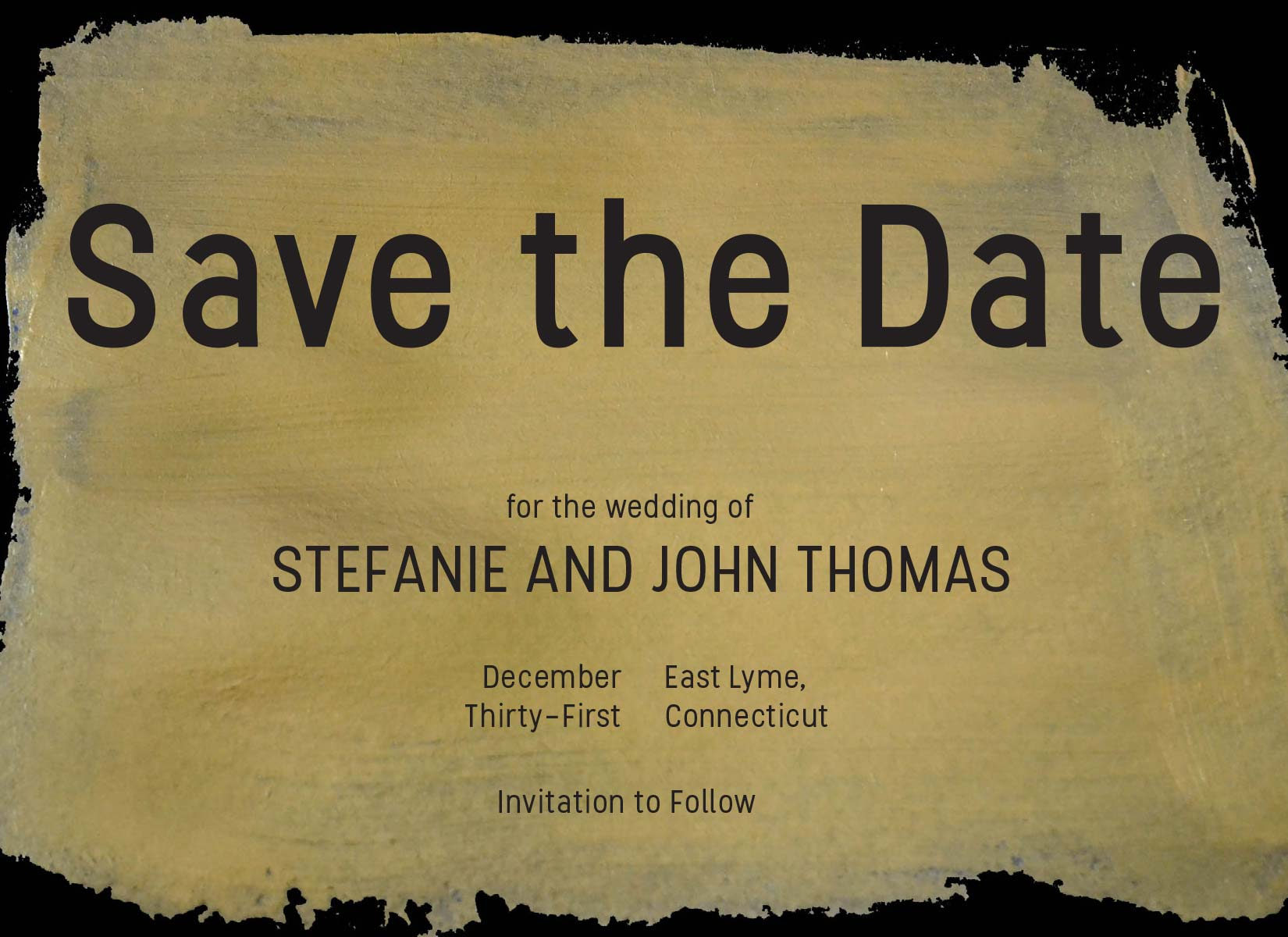 personal project save the date cards elena felitto