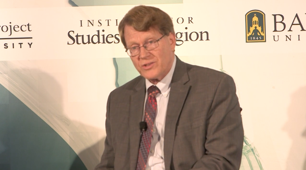 Kent Hill, Executive Director, Religious Freedom Institute