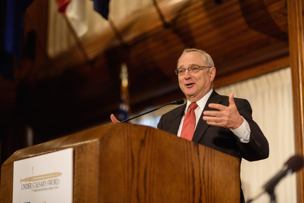 David Saperstein   Former US Ambassador-at-Large for International Religious Freedom