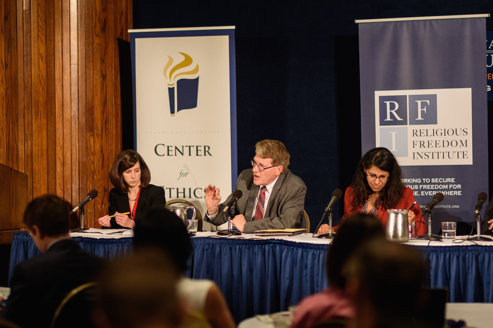 "Panel: ""Responding to the Persecution of Christians in the Middle East and Central Asia"""