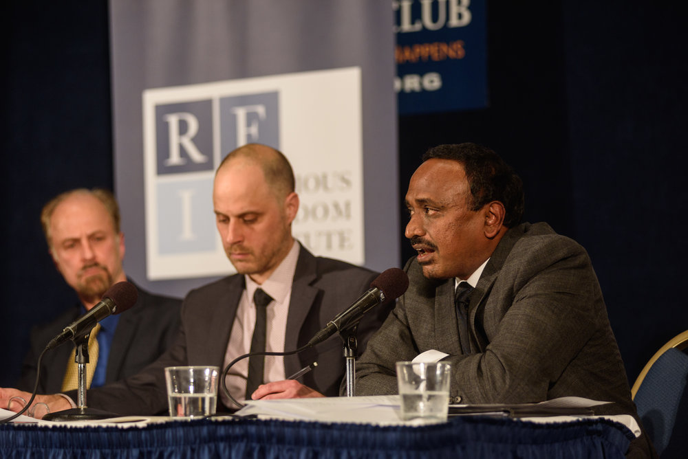 "Panel: ""Responding to the Persecution of Christians in South, East, and Southeast Asia"""