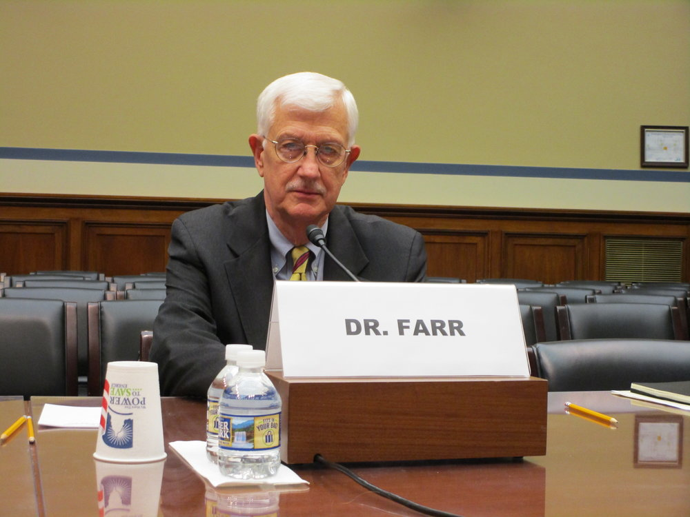 Thomas Farr, President, Religious Freedom Institute