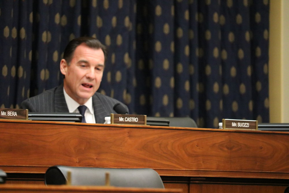 Rep. Thomas Suozzi (D-NJ)