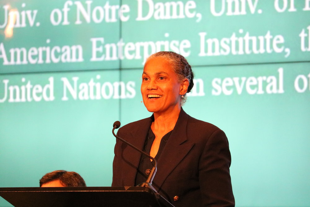 Jacqueline Rivers, Executive Director, Seymour Institute on Black Church and Policy Studies and RFI Advisory Board Member