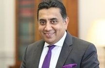 Lord Ahmad, United Kingdom Prime Minister's Special Envoy on Freedom of Religion or Belief.  Photo: UK Foreign and Commonwealth Office