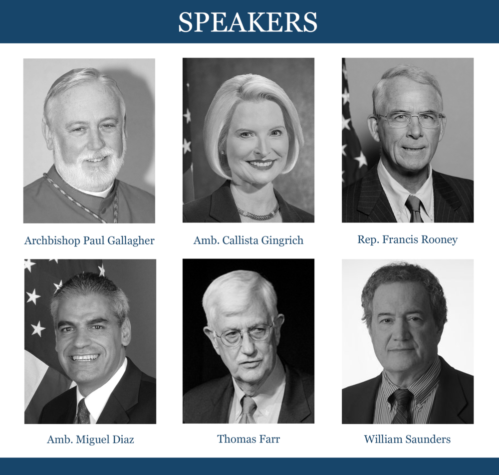 Click  here  for speaker biographies.